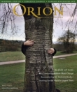 Orion Magazine's cover
