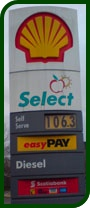 Gas prices at 106